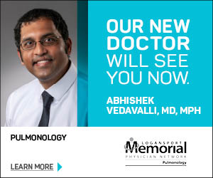 Logansport Memorial Hospital - Dr. Vedavalli