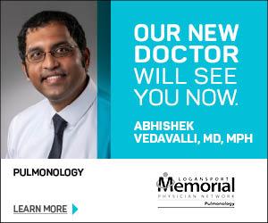 Logansport Memorial Hospital - Dr. Vedavalli