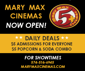 Mary Max Cinemas